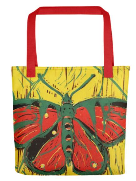 Tote Bags - Butterflies