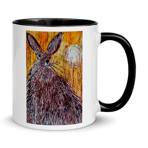 Art Mugs - Hares