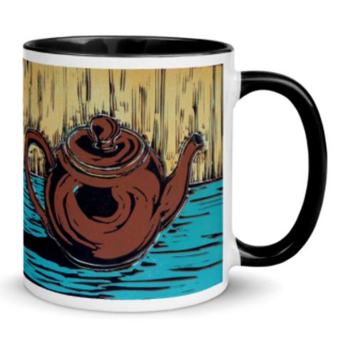 Art Mugs - Tea Time