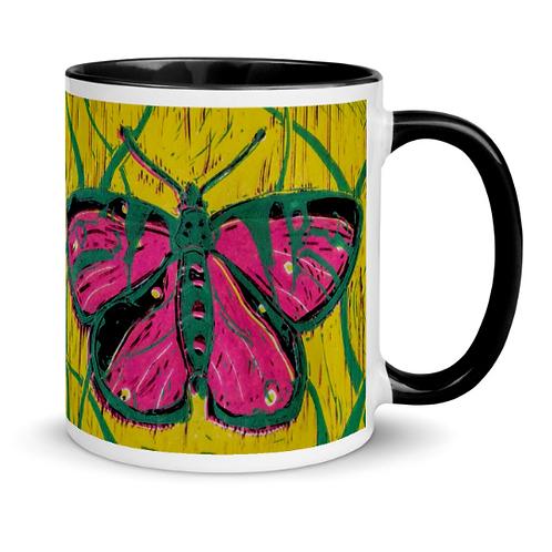Art Mugs - Butterflies