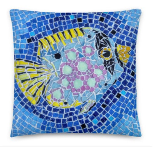 Cushions - Fish