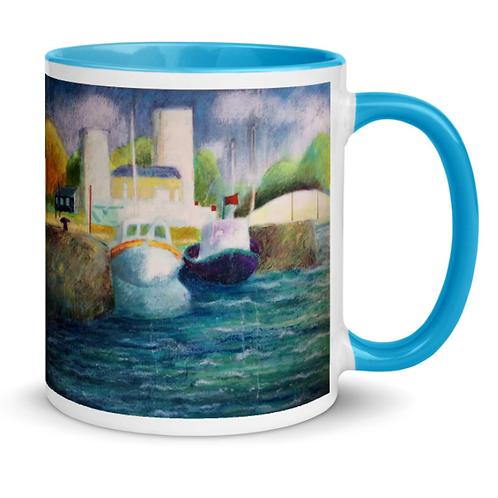 Art Mugs -Boats