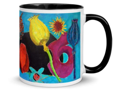 Art Mugs - Flowers