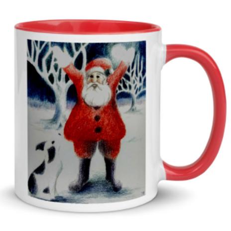 Art Mugs - Christmas