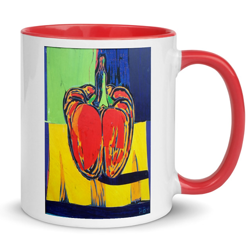 Art Mugs - Peppers