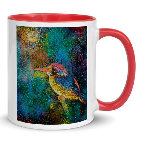 Art Mugs - Dotty Paintings