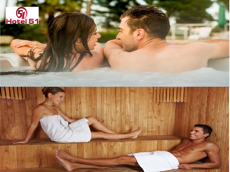 Public Bath & Sauna For Family, Couple or Friends