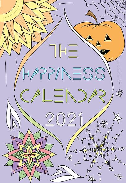 2021 A4 Calendar