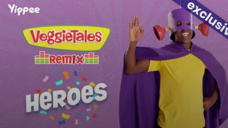Veggie Tales Remix