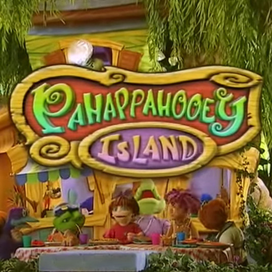 """Pahappahooey Island"" TBN Series"