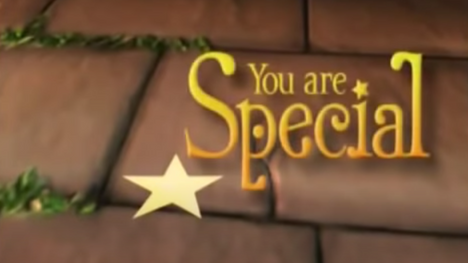 "Max Lucado ""You Are Special"""