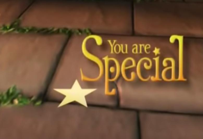 "Max Lucado ""You Are Special"""