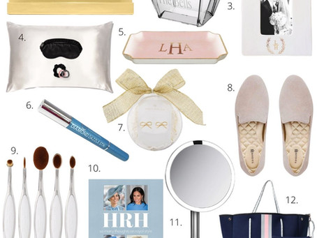 Holiday Gift Guide For The Bride