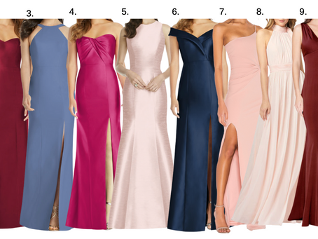 Our Favorite Bridesmaid Dress Styles
