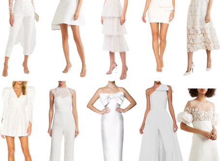 10 Wedding Dress Ideas For The Courthouse
