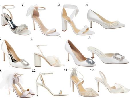 The Best Bridal Shoes