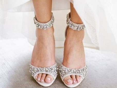 Wedding Shoes For Your Big Day and All the Years to Come