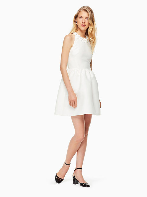 Kate Spade Poppy Embellished Mini Dress Size