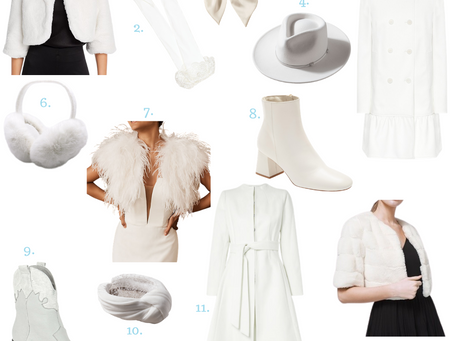 Winter White Accessories