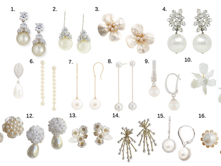 Earrings You'll Wear Even After Your Wedding
