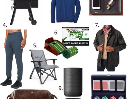 Holiday Gift Guide For Your Future Hubby