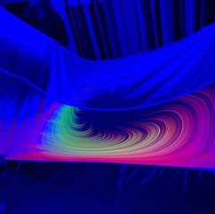 Fluorescent Shells