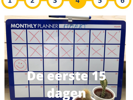 De eerste 15 dagen