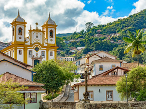 Viva a história do ouro brasileiro em Ouro Preto