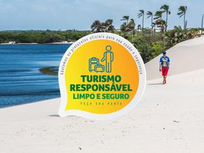 Selo Turismo Responsável: protocolos para sua saúde e segurança