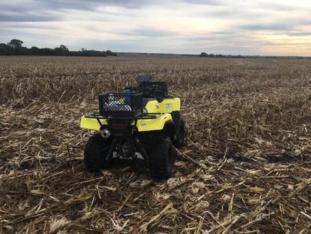 Stepping Up Your Management Game: Soil Sampling