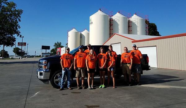Pederson Seed, Team, Agronomist, consultant, nutrient, corn, soybeans, soil, sampling,