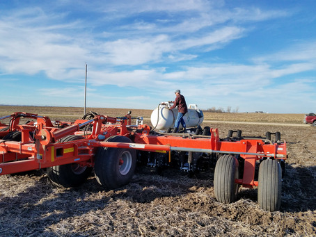Stepping Up Your Management Game: Application and Safety Requirements for Anhydrous Ammonia