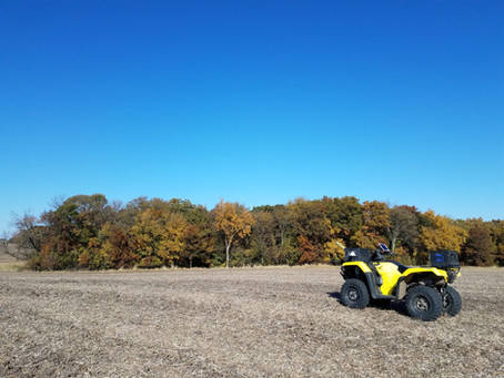 Top 5 Reasons You Should be Soil Sampling
