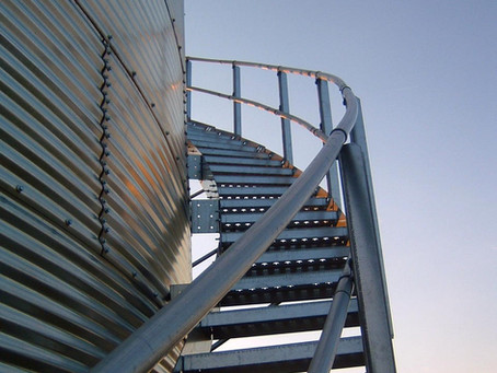 Grain Storage Management--5 things to focus on