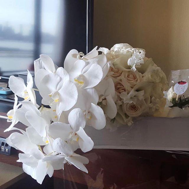 Orchid Love!!! 💕🌺💍👰🏼 #wed #wedding #weddings #njwedding #nybride #bride #njweddingplaner #nywed