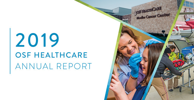 Ministry Annual Report Social Image