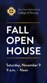 College of Nursing Fall Open House (1)