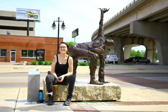 Liz + Prometheus I | Peoria, IL