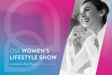 Women's Lifestyle Show Exhibitor Promotion