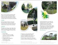 Event Brochure (inside panels)