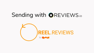 Sending out with Reviews.io