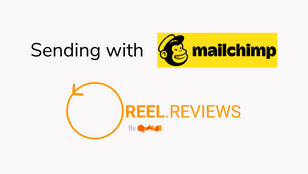 Sending out with Mailchimp
