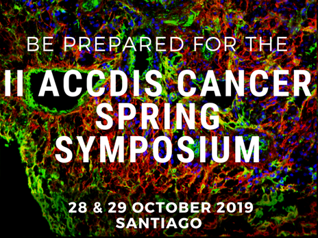 II ACCDiS Cancer Spring Symposium (ACCSS), 2019