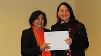 Investigadora del CEMC gana premio a la Mejor Científica Joven
