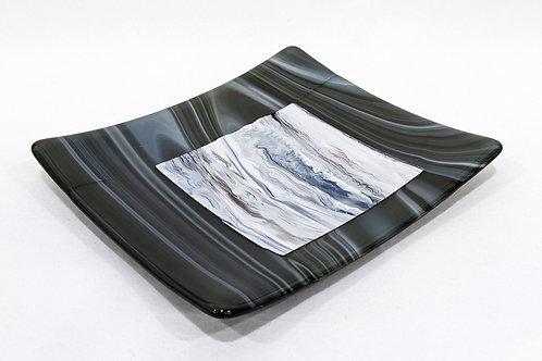Gray Seas platter