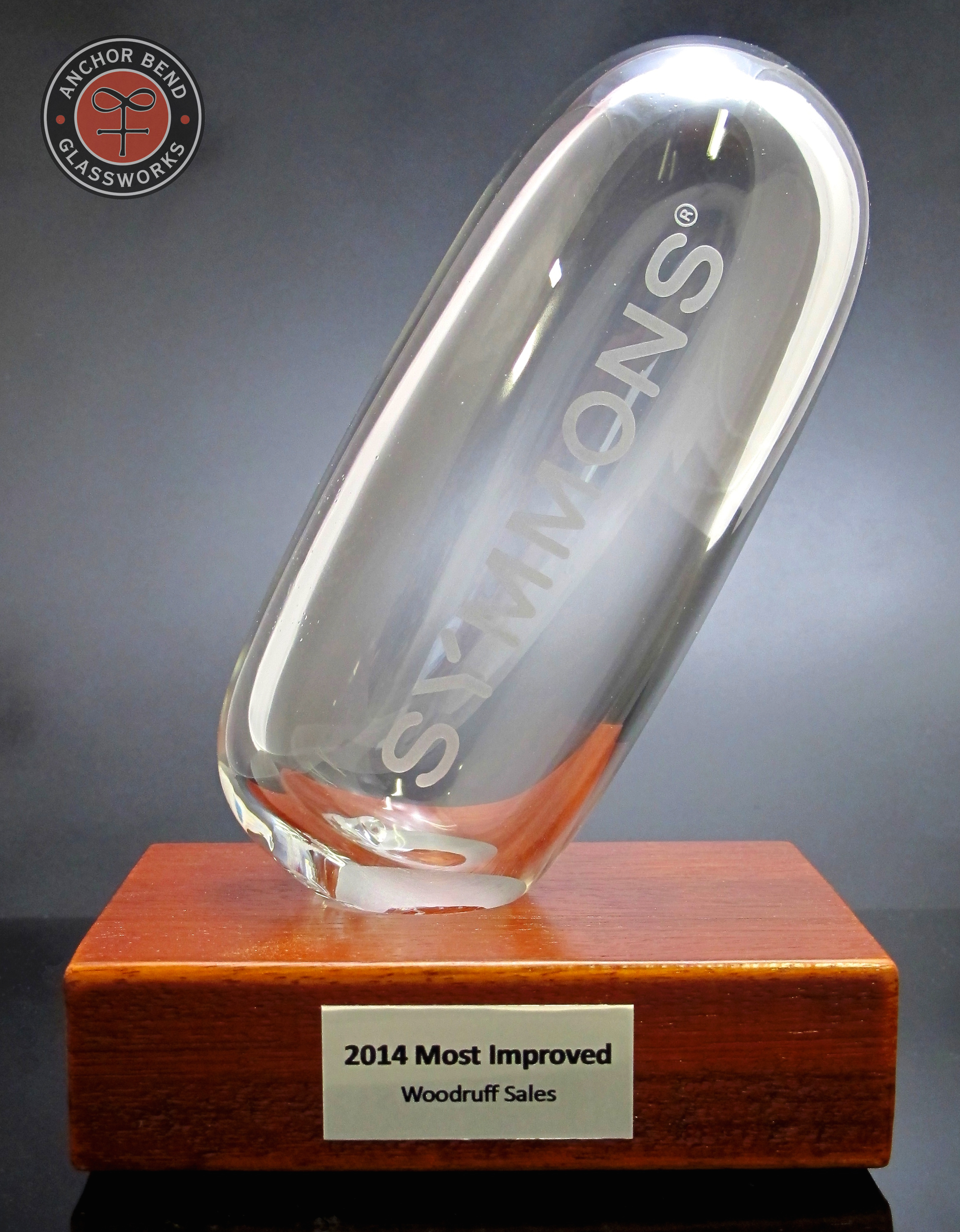 Symmons Custom Trophy