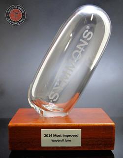 Symmons Custom Trophy