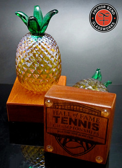 Tennis Hall of Fame Trophy