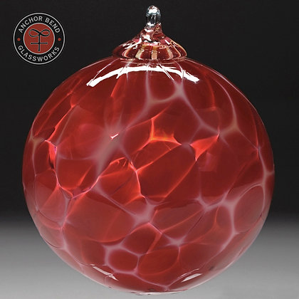 Cranberries and Cream Ornament
