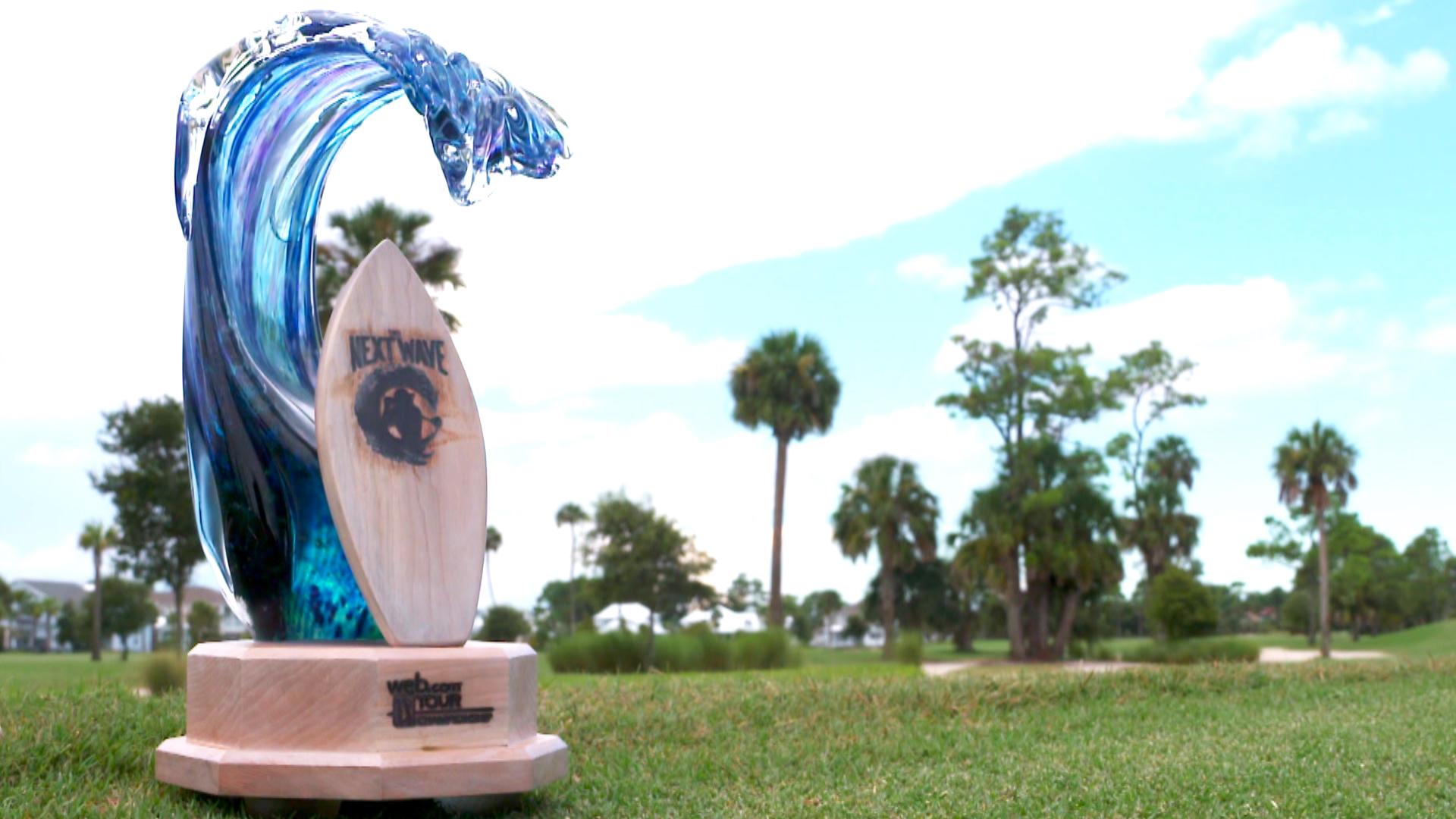 Next Wave Trophy - PGA Golf Tour